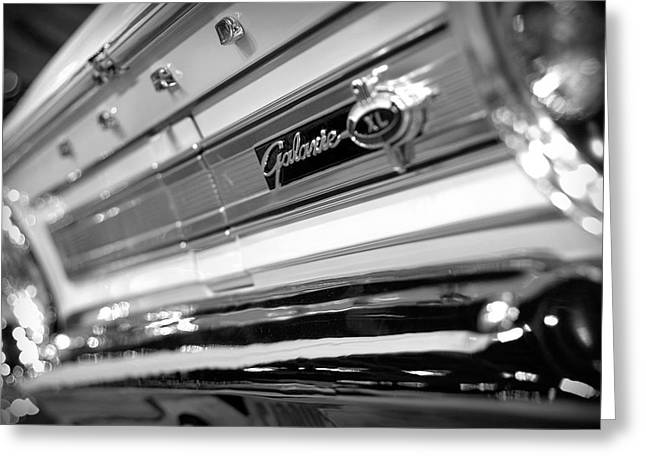 1963 Ford Greeting Cards - 1964 Ford Galaxie 500 XL Greeting Card by Gordon Dean II
