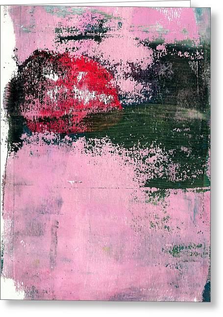 Lisa Noneman Greeting Cards - Abstract 1 Greeting Card by Lisa Noneman