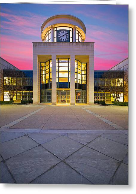 Gypsy Greeting Cards - Beaver County Courthouse  Greeting Card by Emmanuel Panagiotakis