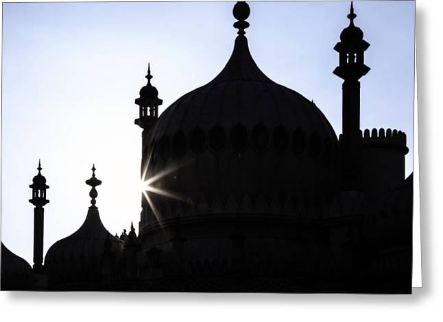 Sussex Greeting Cards - Brighton pavilion Greeting Card by Joana Kruse