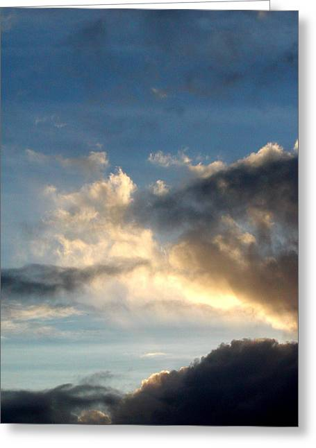 ; Maui Greeting Cards - Clouds over Hawaii Greeting Card by Dustin K Ryan