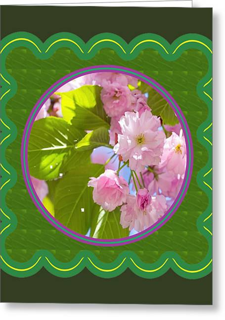 Fineartamerica Greeting Cards - Flower Floral posters photography and graphic fusion art NavinJoshi FineArtAmerica Pixels Greeting Card by Navin Joshi