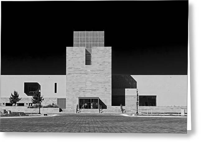 Theater Greeting Cards - Fort Worth Museum Of Science And History Greeting Card by Mountain Dreams