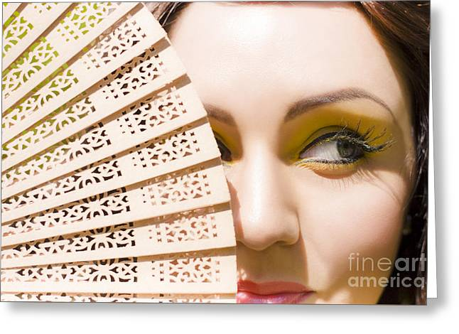 Fun In The Sun Greeting Card by Jorgo Photography - Wall Art Gallery