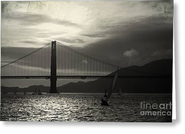 Ocean Sailing Greeting Cards - G Greeting Card by ELITE IMAGE photography By Chad McDermott