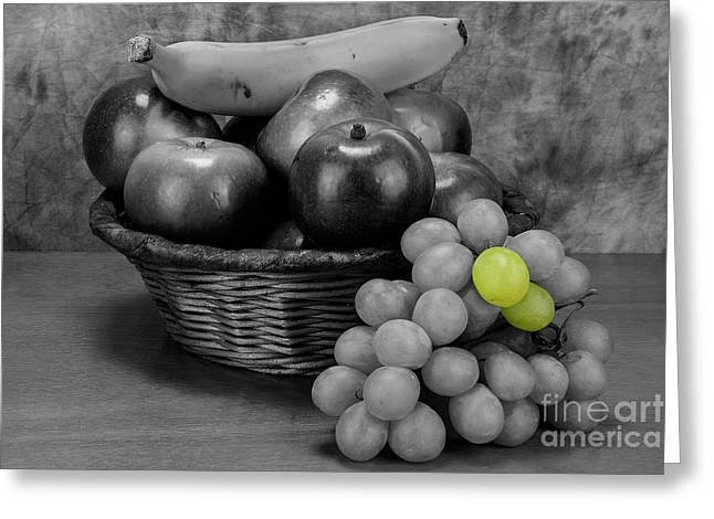 Concord Greeting Cards - Grapes Greeting Card by Douglas Miller