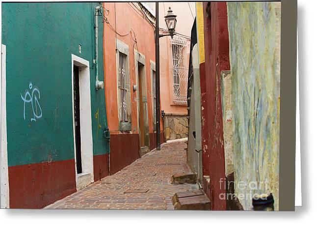 Charm Photographs Greeting Cards - Guanajuato Greeting Card by Juli Scalzi