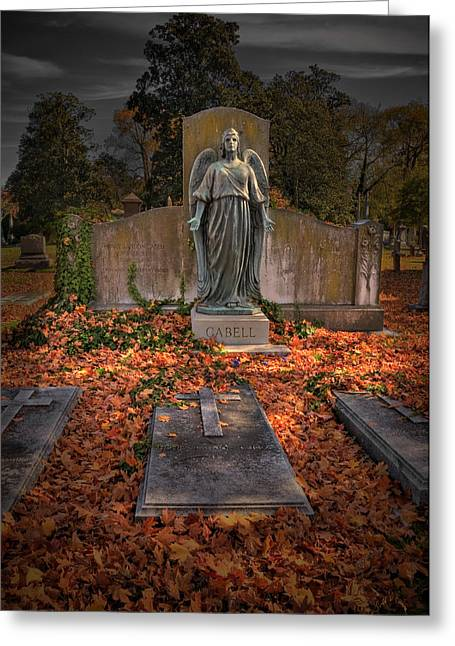 Heaven's Gate Greeting Card by Williams-Cairns Photography LLC
