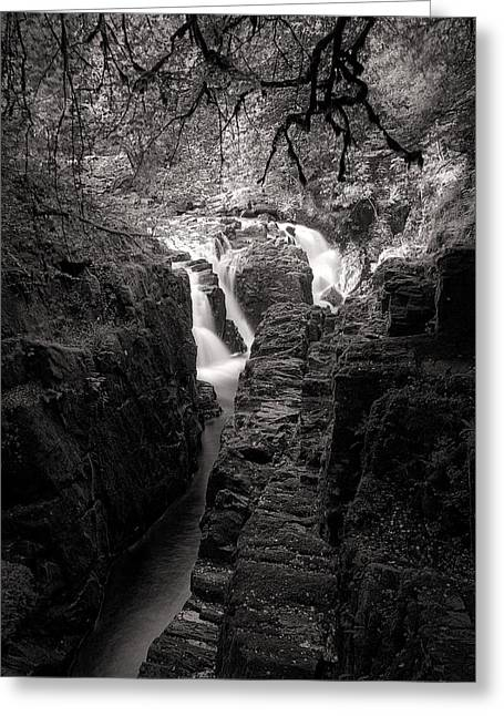 Geology Photographs Greeting Cards - How Erosion Happens Greeting Card by Tim Haynes