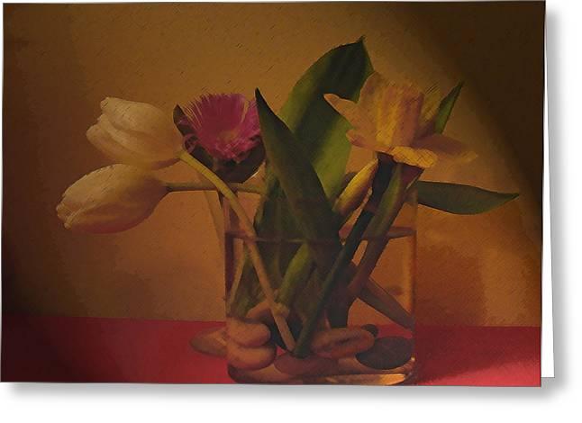 Vari Buendia Greeting Cards - Jessie Greeting Card by Vari Buendia