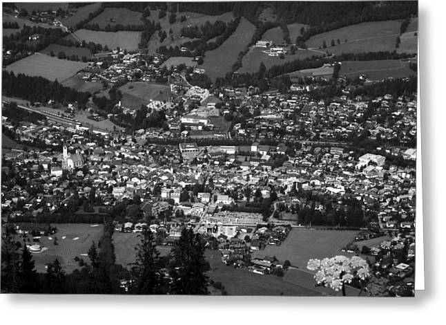 Wandern Greeting Cards - Kitzbuehel Greeting Card by Juergen Weiss