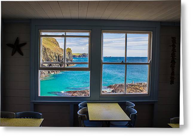Scenic Greeting Cards - Kynance Cove Greeting Card by Martin Newman