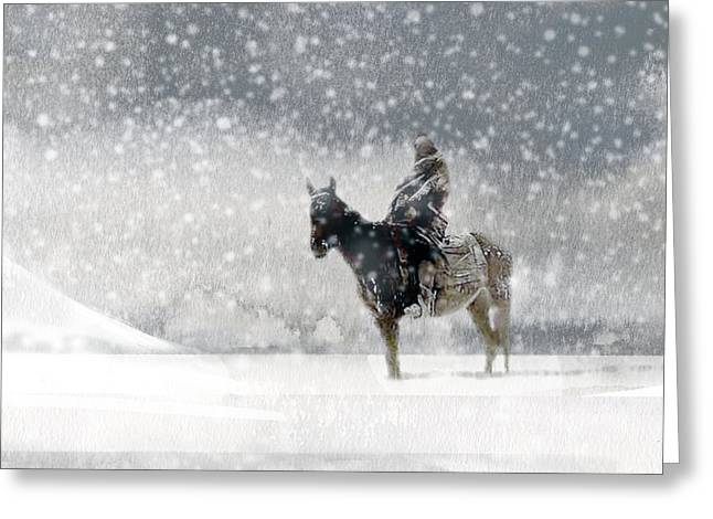 Longest Winter Greeting Card by Paul Sachtleben