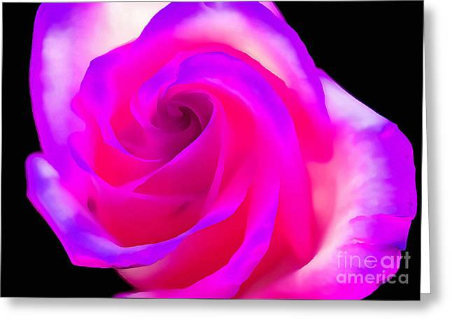 Love Of A Lifetime Greeting Card by Krissy Katsimbras