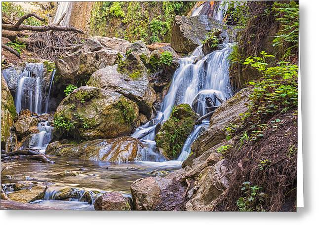 Big Sur Greeting Cards - Natural Beauty Greeting Card by Joseph S Giacalone