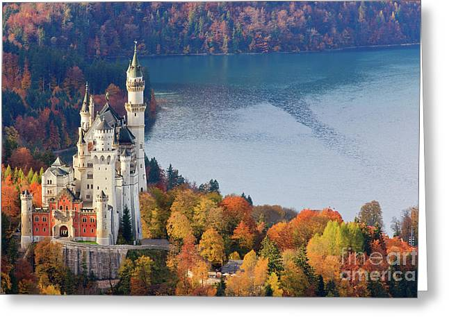 neuschwanstein castle germany papercraft model pdf