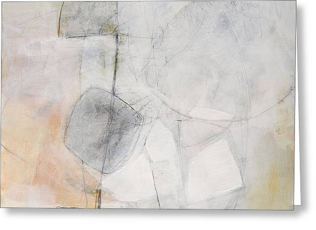 Neutral Colors Greeting Cards - Neutral 9 Greeting Card by Jane Davies