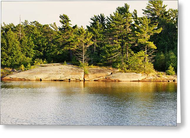 Archipelago Greeting Cards - On The Bay Greeting Card by Phill  Doherty