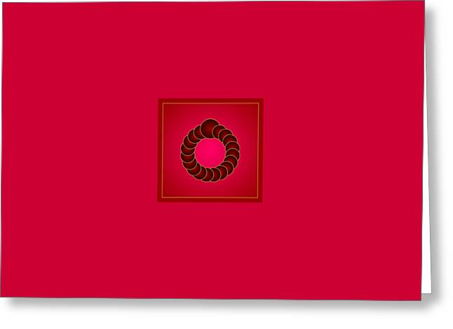 Coins Greeting Cards - Oxolux 0344a Greeting Card by Ssmidd