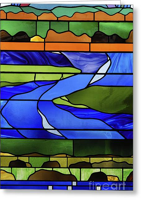 Pentecost Greeting Cards - Pentecost II. Greeting Card by Stan Pritchard