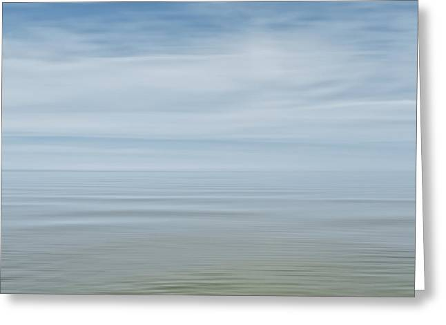 Best Ocean Photography Greeting Cards - Port Franks # 3 Greeting Card by Jerry Golab