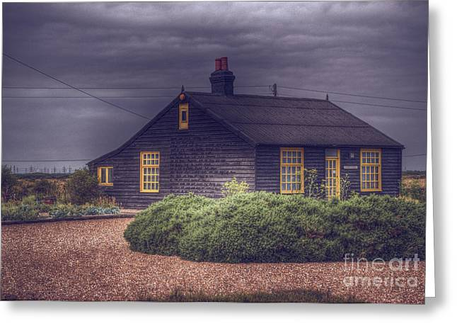 Prospects Greeting Cards - Prospect Cottage Greeting Card by Nigel Bangert