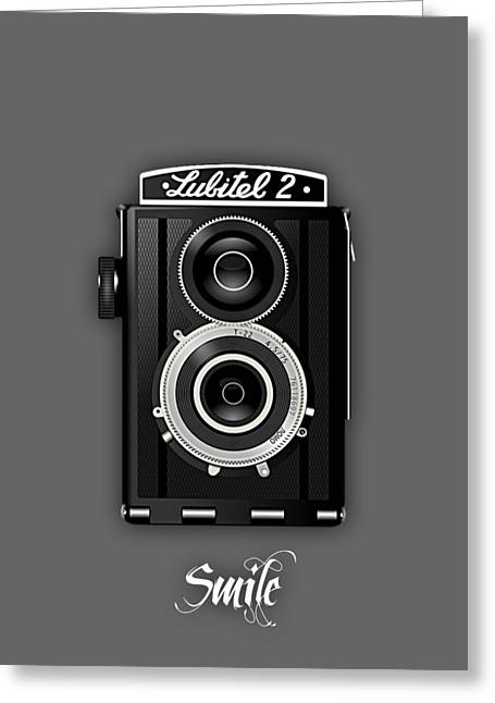 Camera Greeting Cards - Smile for the Camera Greeting Card by Marvin Blaine