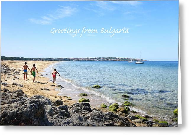 Krasimir Tolev Photography Greeting Cards - Sozopol - Bulgaria Greeting Card by Krasimir Tolev
