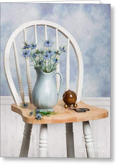 Still Life Greeting Card by Amanda And Christopher Elwell