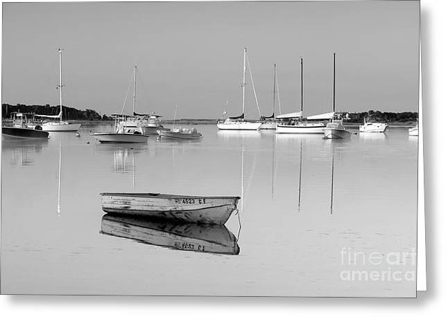 Sunrise In Osterville Cape Cod Massachusetts Greeting Card by Matt Suess