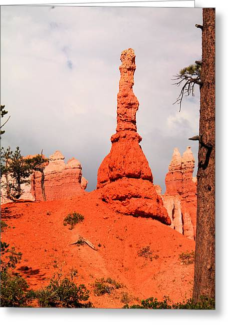 Southern Utah Greeting Cards - The magical Greeting Card by Jeff  Swan