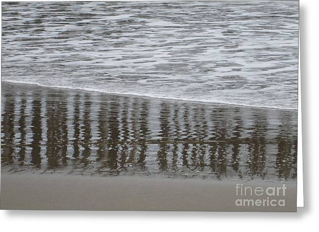 Ventura California Greeting Cards - Ventura Beach Greeting Card by Cassandra Raine