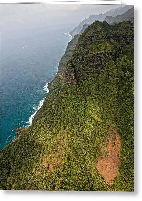 Keen Greeting Cards - Kauai Colors Greeting Card by Steven Lapkin