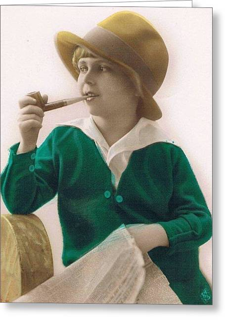 Robert Daniels Photographs Greeting Cards - Postcards  Greeting Card by Robert Daniels