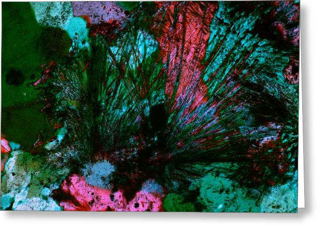 Recently Sold -  - Geology Photographs Greeting Cards - Untitled Greeting Card by Brad Vance