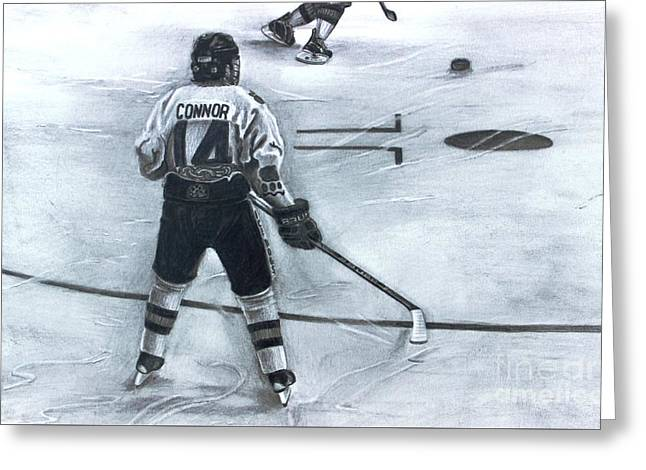 Ccm Greeting Cards - #14 Connor  Greeting Card by Gary Reising