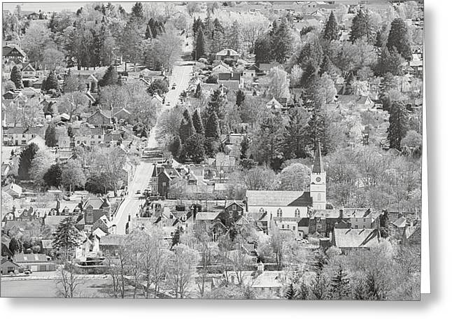 1412bst In Comrie Greeting Card by Tim Haynes