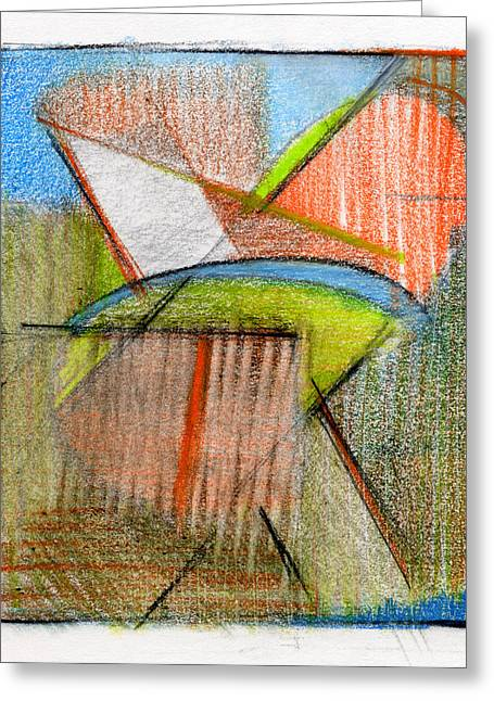 Pa Mixed Media Greeting Cards - RCNpaintings.com Greeting Card by Chris N Rohrbach