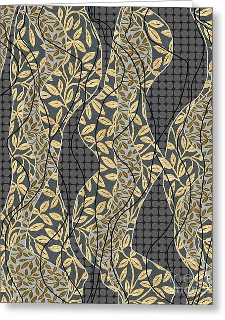 Collection Tapestries - Textiles Greeting Cards - 15256 Greeting Card by Bob Guidolin