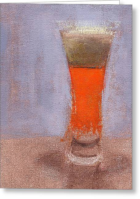 Food Still Life Greeting Cards - RCNpaintings.com Greeting Card by Chris N Rohrbach