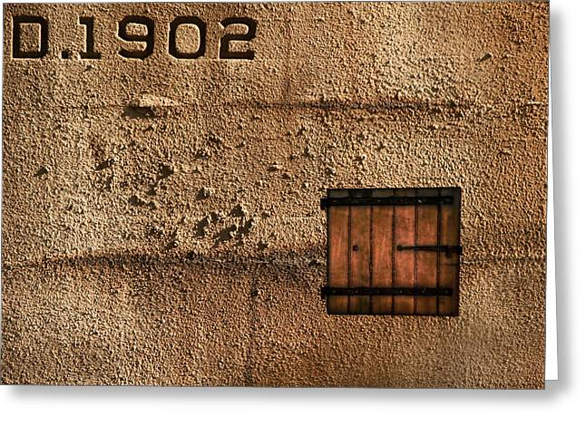 Penitentiary Greeting Cards - 1902 Greeting Card by Evelina Kremsdorf