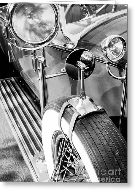 Best Sellers -  - 1907 Greeting Cards - 1907 RR Silver Ghost - The 57 Millions Dollar Car Greeting Card by Paul W Faust -  Impressions of Light