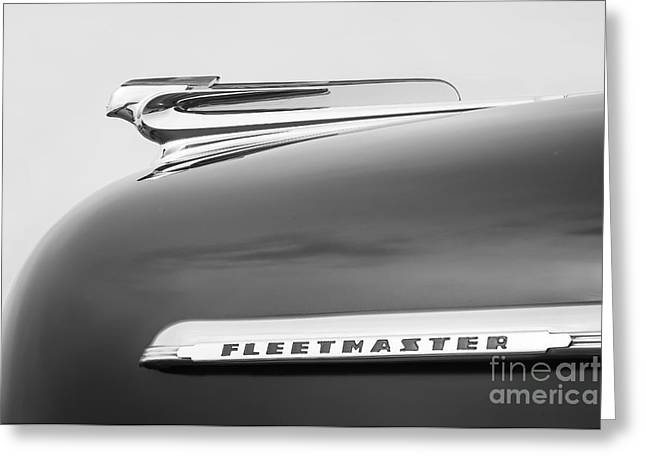 Fleetmaster Greeting Cards - 1946 Fleetmaster Greeting Card by Dennis Hedberg