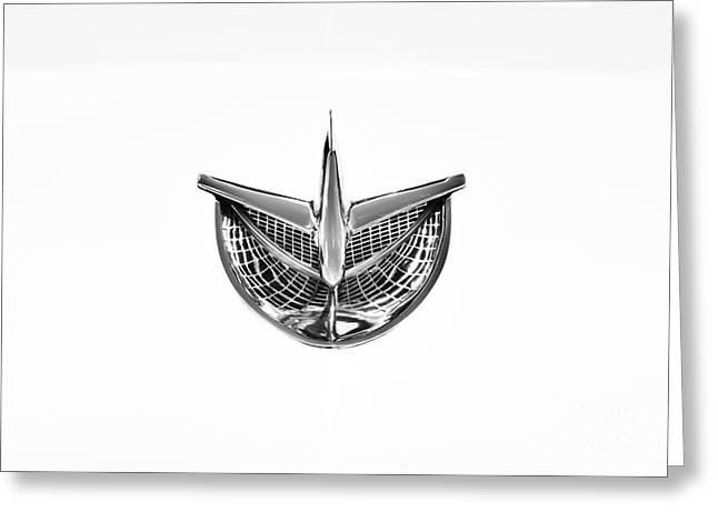 Custom Buick Greeting Cards - 1956 Buick Special Riviera Greeting Card by Tim Gainey