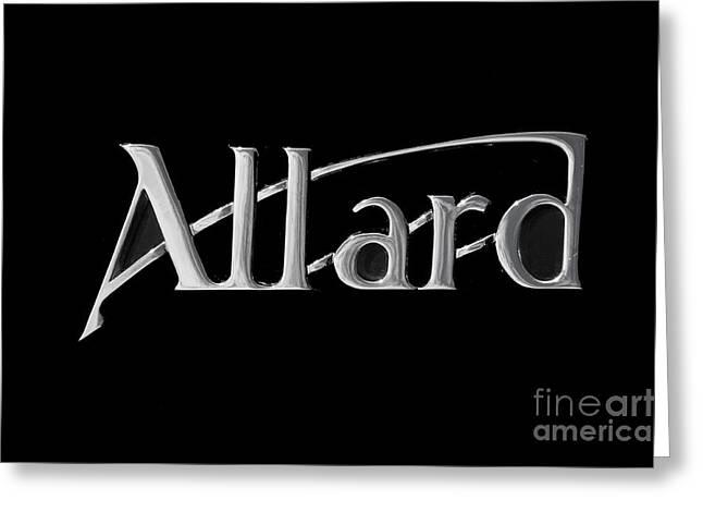 Allard Greeting Cards - Allard Greeting Card by Dennis Hedberg