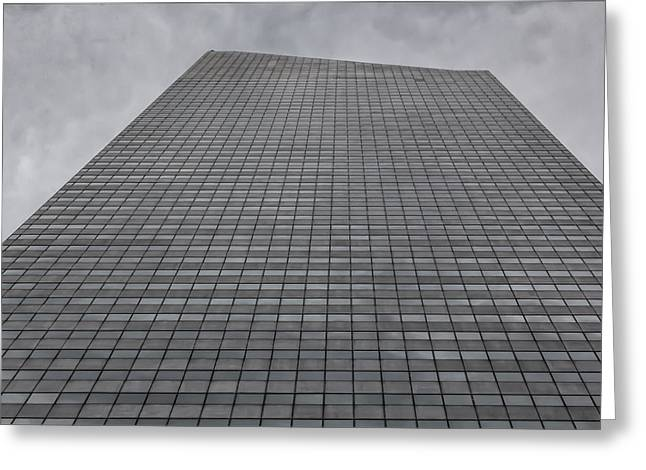 Citicorp Building Nyc Greeting Card by Robert Ullmann
