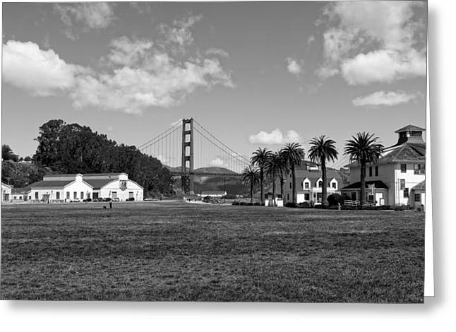 Golden Gate National Recreation Area Greeting Cards - Crissy Field - San Francisco Greeting Card by Mountain Dreams