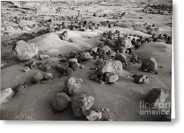 Dirt Pile Greeting Cards - Garden of the Gods Greeting Card by Ron Dahlquist - Printscapes