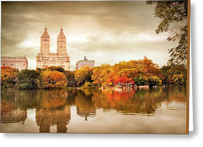 San Remo Views Greeting Card by Jessica Jenney