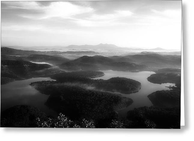 Dalat Greeting Cards - Scenic Dalat Vietnam Greeting Card by Tri Nguyen
